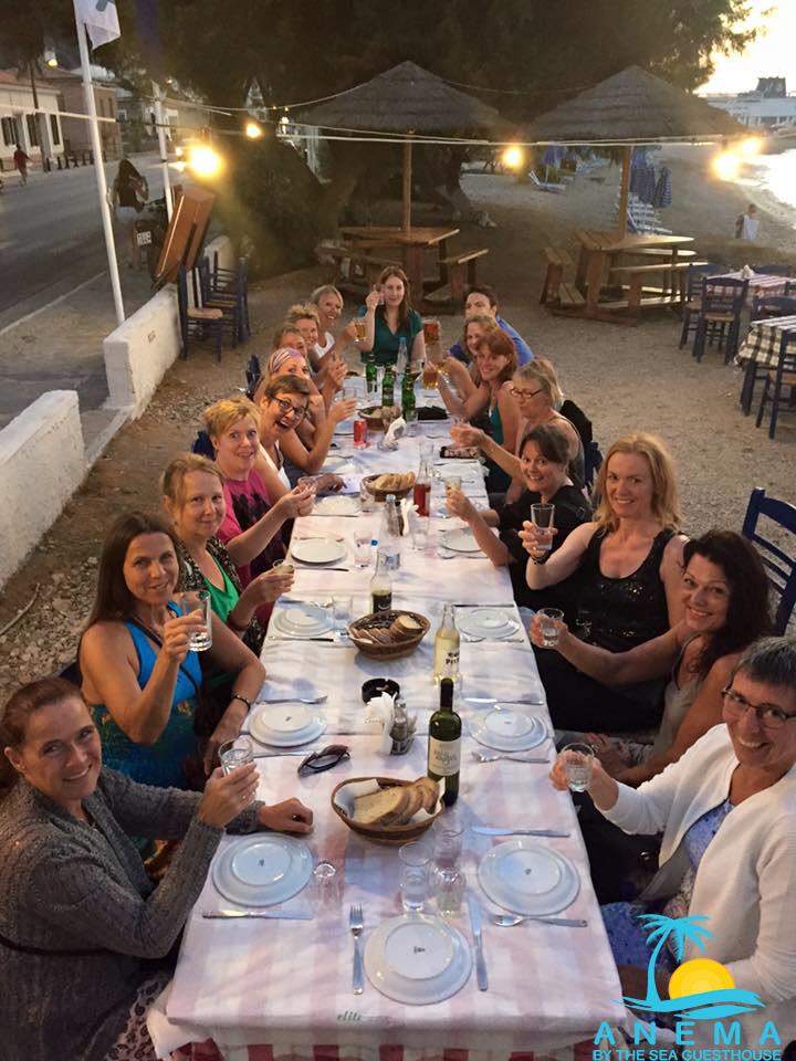 Hotel ANEMA samos spiritual workshop 2015 1