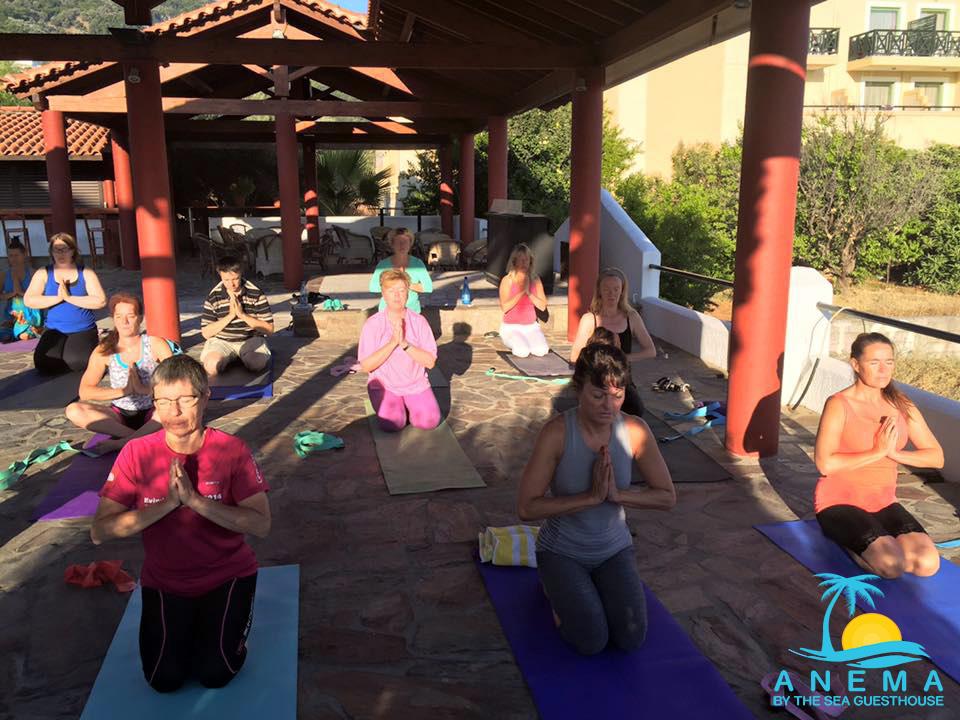 Hotel ANEMA samos spiritual workshop 2015 2