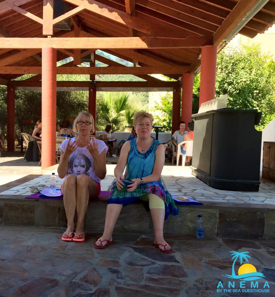 Hotel ANEMA samos spiritual workshop 2015 4