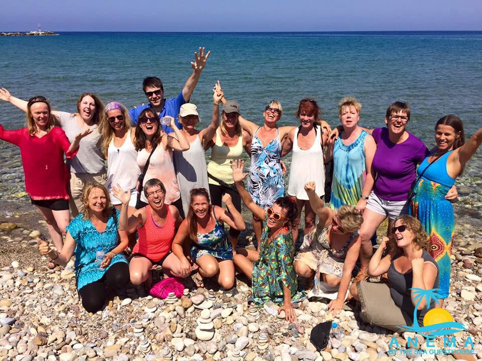 Hotel ANEMA samos spiritual workshop 2015 9